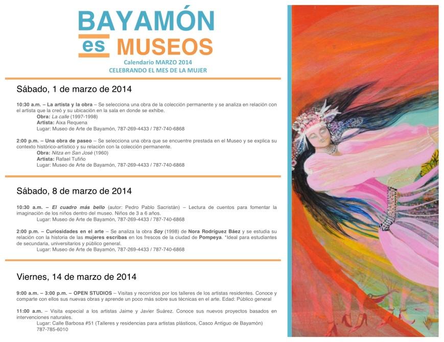 3. Calendario Marzo 2014 (A)