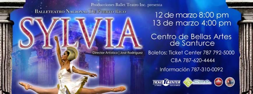 Balleteatro Nacional de Puerto Rico- Sylvia