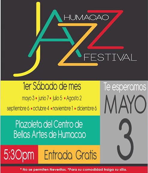 humaca jazz festival
