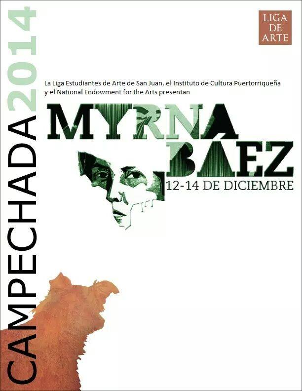 Campechada 2014- Myrna Baez