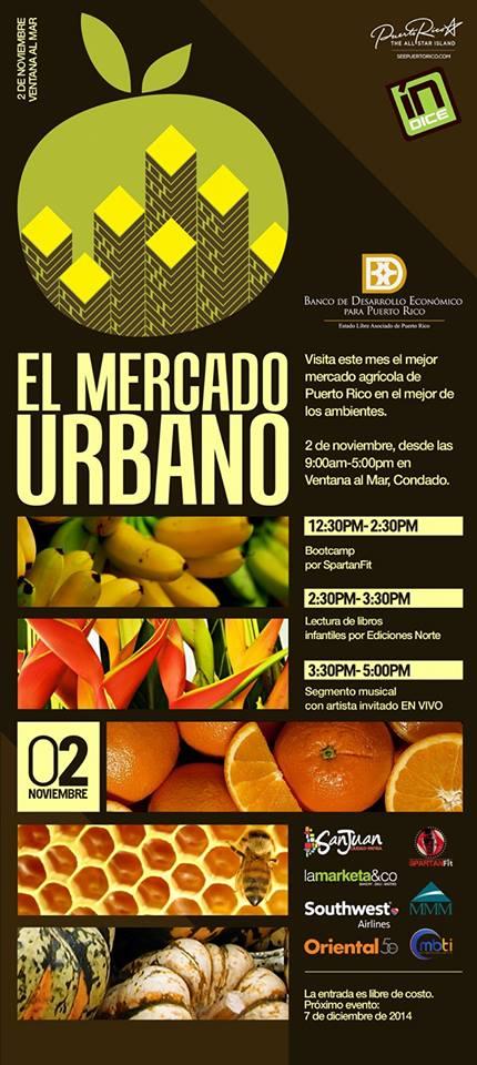 mercado urbano noviembre