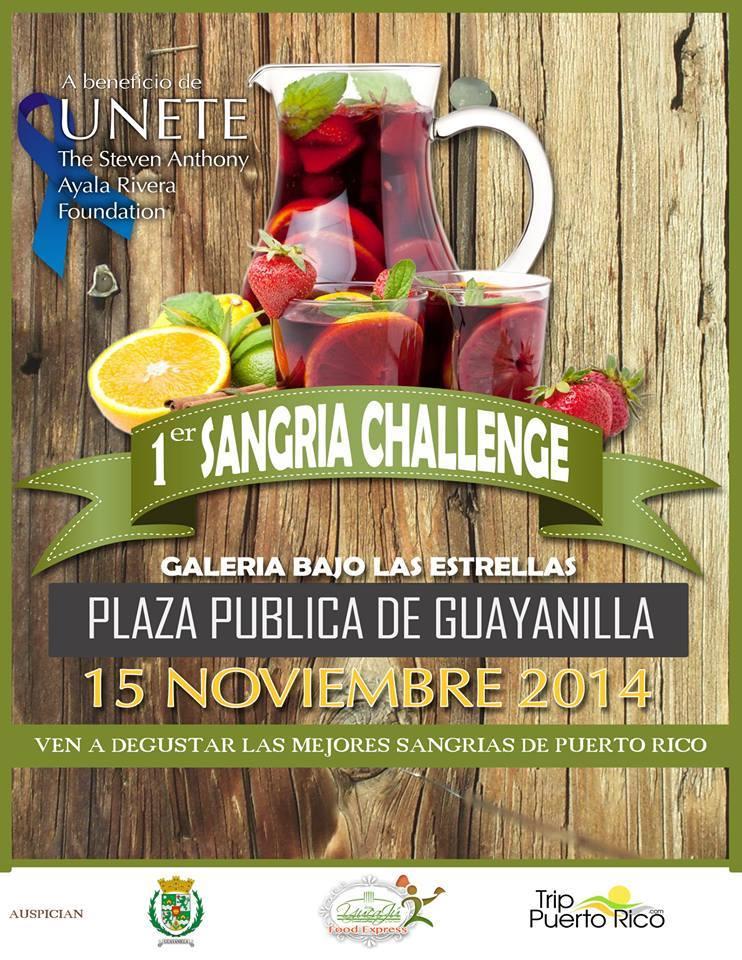 sangria challenge