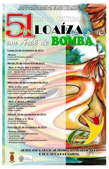 51er Aniversario Centro Cultural de Loíza
