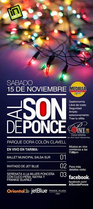Al Son de Ponce