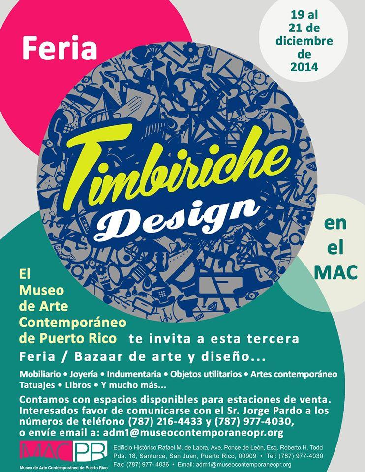 Feria Timbiriche Design 2014