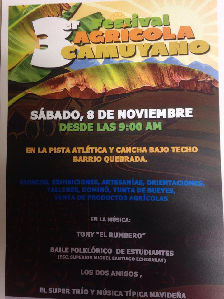 festival agricola camuy