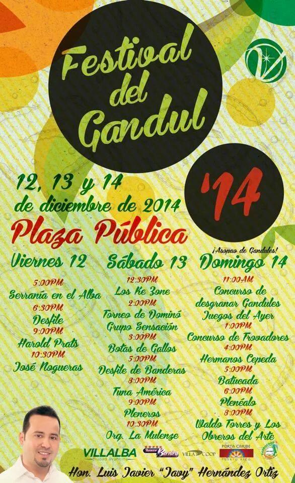 Festival del Gandul 2014