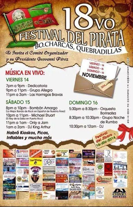 Festival del Pirata 2014
