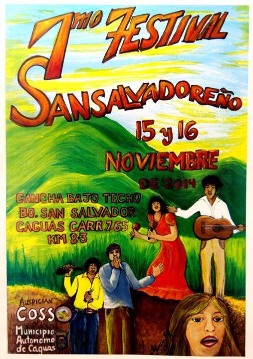 Festival SanSalvadoreño