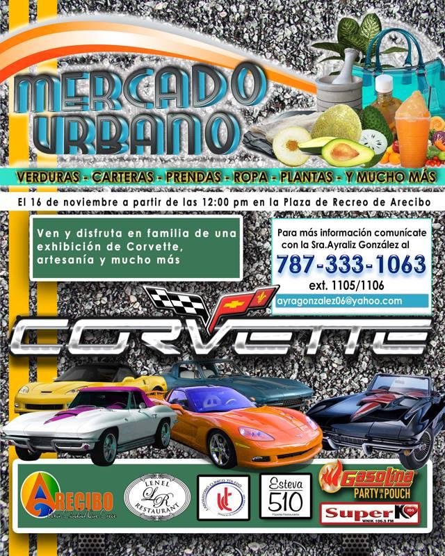 Mercado Urbano - Corvette
