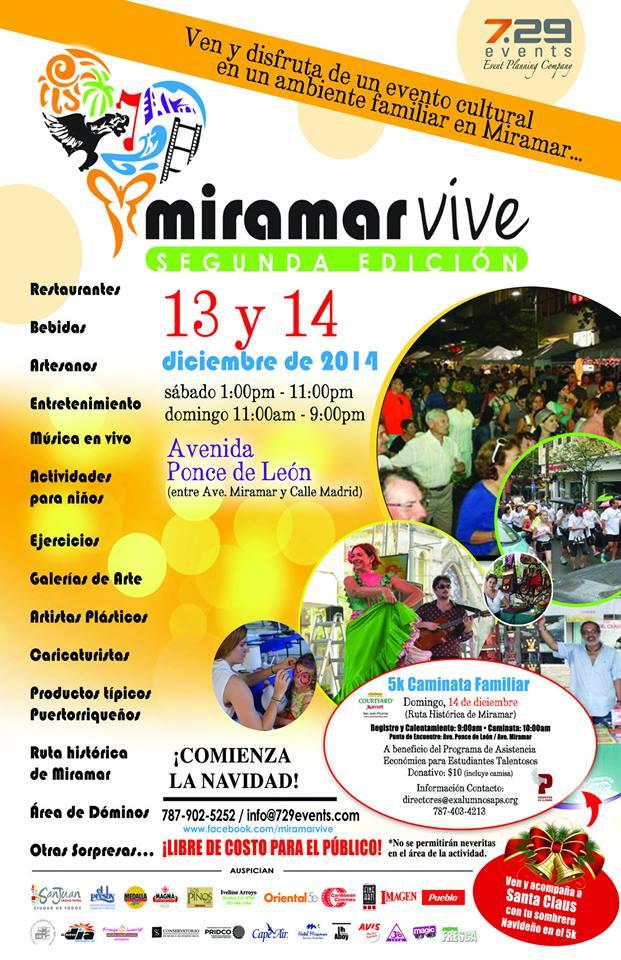 Miramar Vive 2014