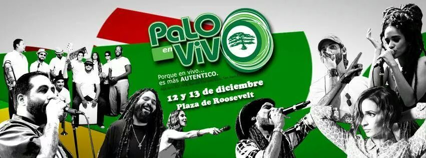 Palo en Vivo 2014