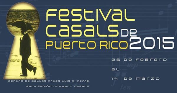 Festival Casals de Puerto Rico 2015
