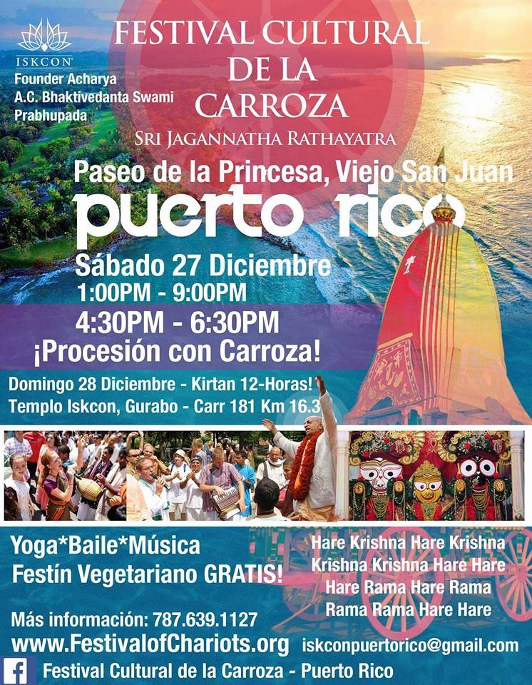 Festival Cultural de la Carroza 2014