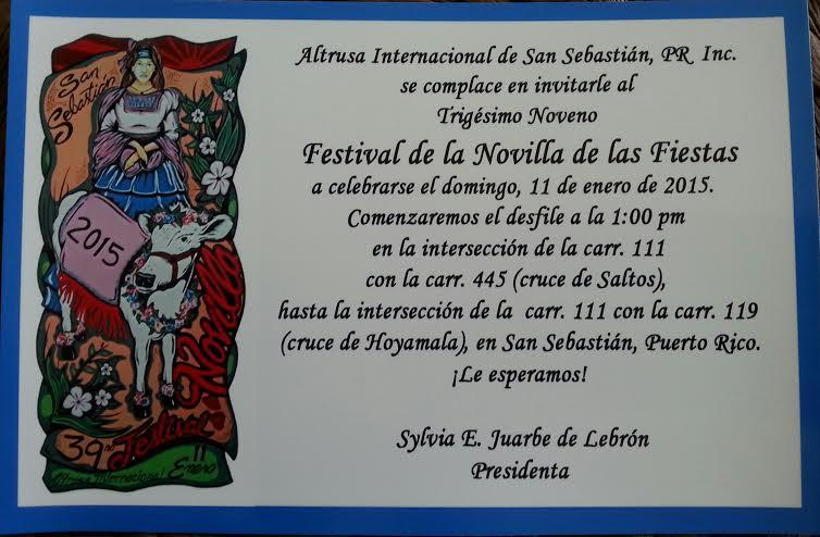 Festival de la Novilla 2015 2