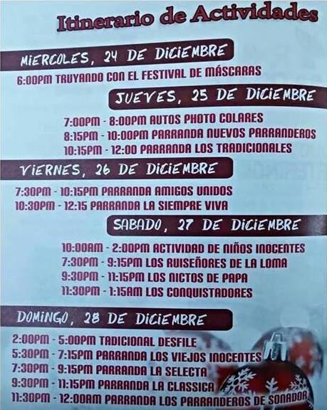 Festival de Máscaras de Moca- Parranda de los Inocentes 2