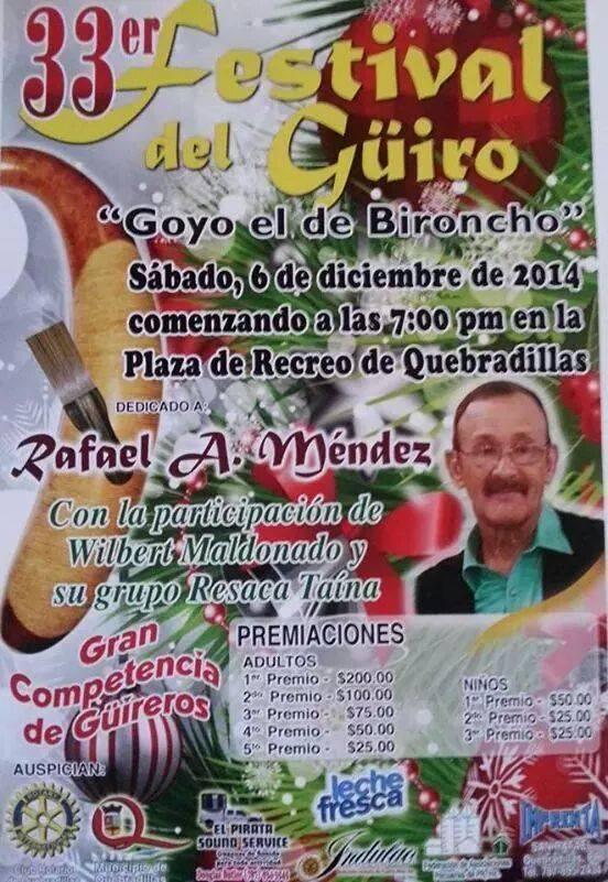 Festival del Güiro 2014