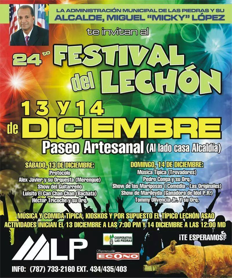 Festival del Lechón 2014