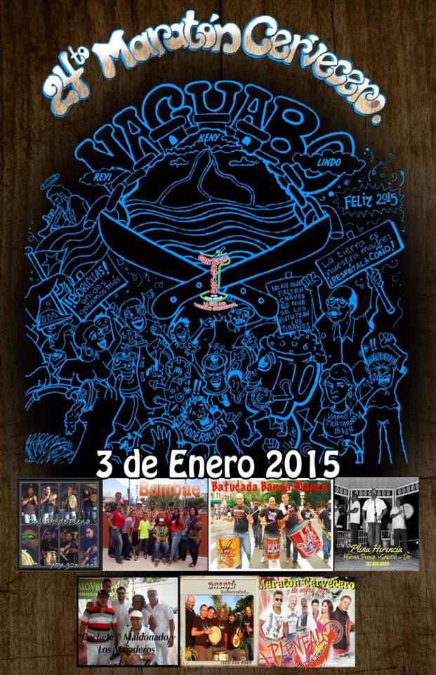 Maratón Cervecero en Naguabo 2015