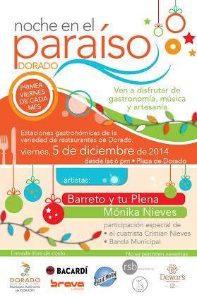 Noche en el Paraíso- Diciembre 2014