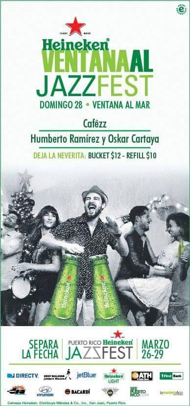 Ventana al Jazz Fest- Diciembre 2014