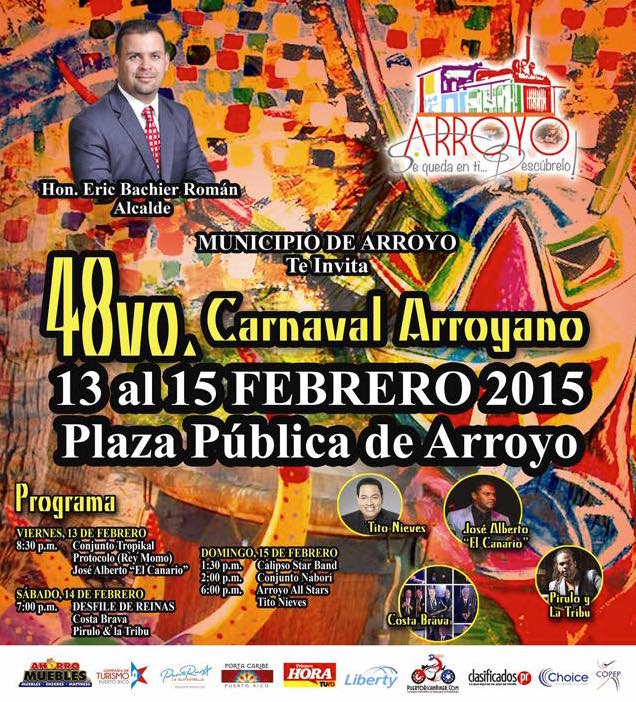 Carnaval Arroyano Cristóbal Sánchez 2015