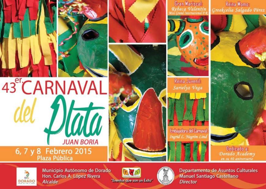 Carnaval del Plata Juan Boria 2015 1