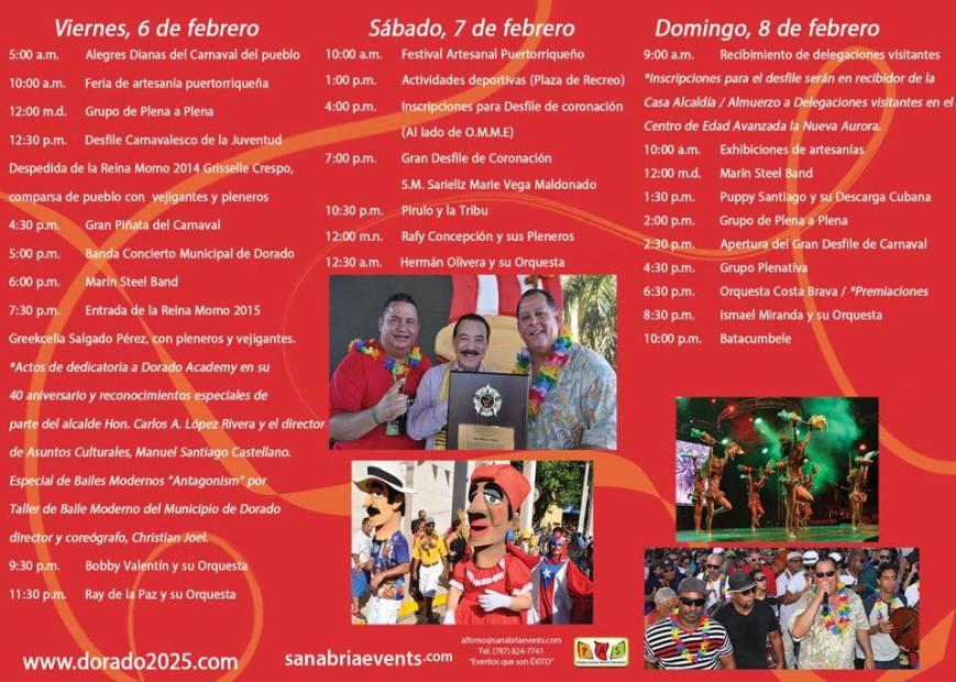 Carnaval del Plata Juan Boria 2015 2