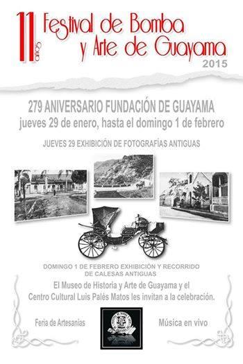 Festival de Bomba y Arte de Guayama 2015