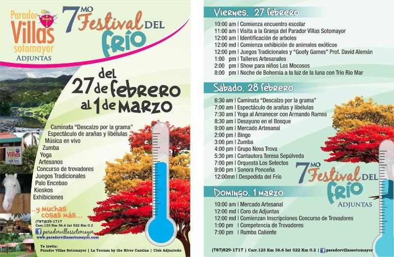Festival del Frío 2015