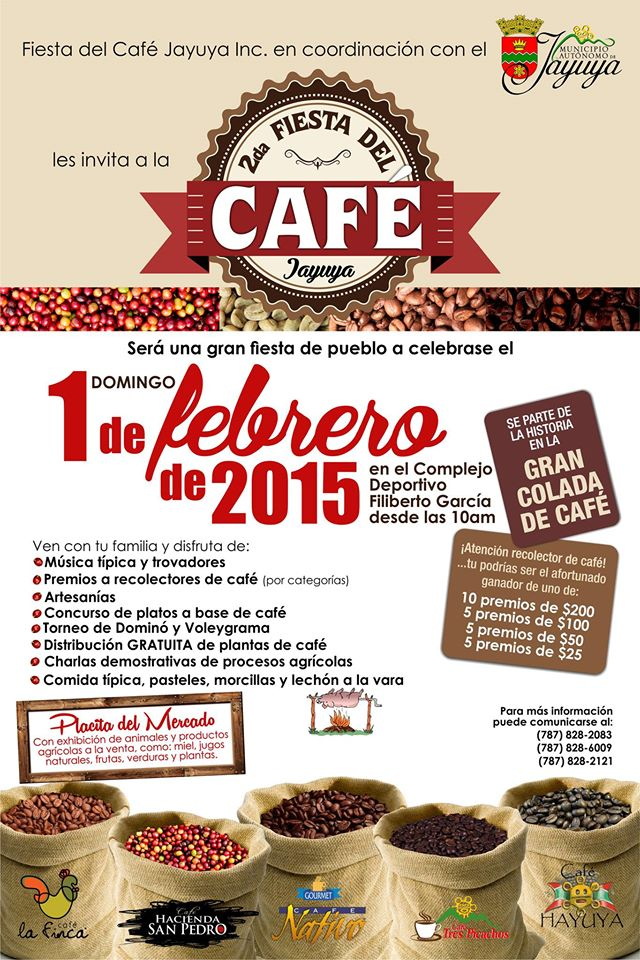 Fiesta del Café 2015