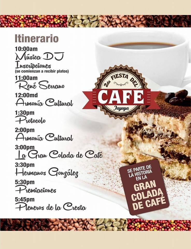 fiesta del cafe 2015