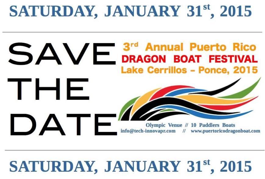 Puerto Rico Dragon Boat Festival