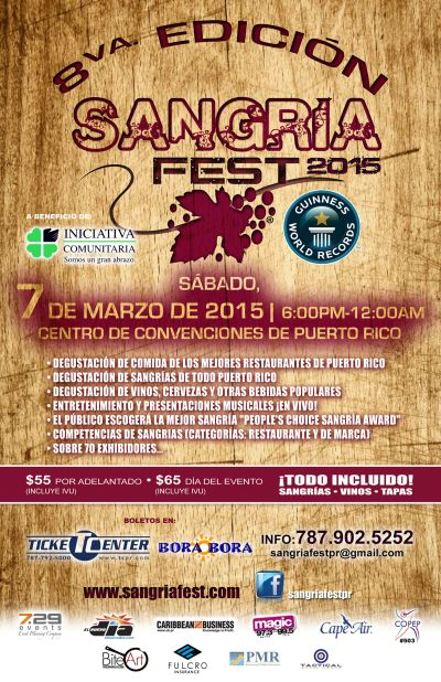 Sangría Fest 2015