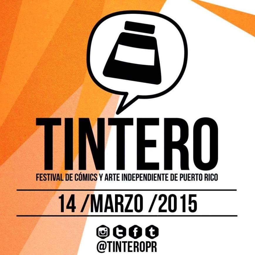 Tintero- Festival de Cómics y Arte Independiente de Puerto Rico 2015