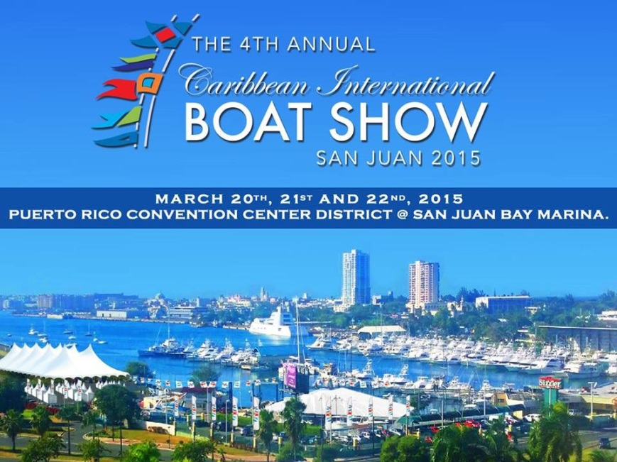 Caribbean International Boat Show 2015
