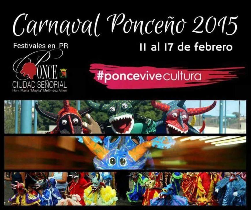 Carnaval Ponceño 2015