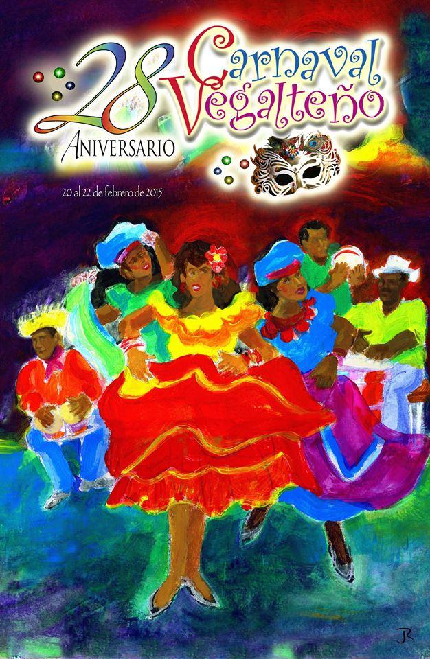 Carnaval Vegalteño 2015