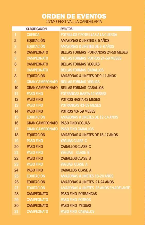 Festival de la Candelaria 2015 2