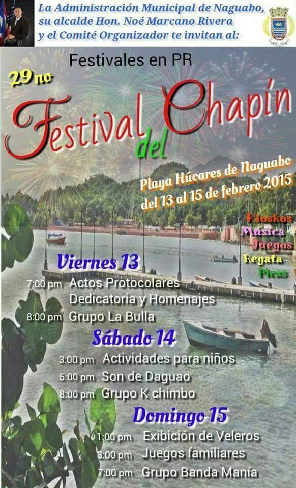 Festival del Chapín 2015