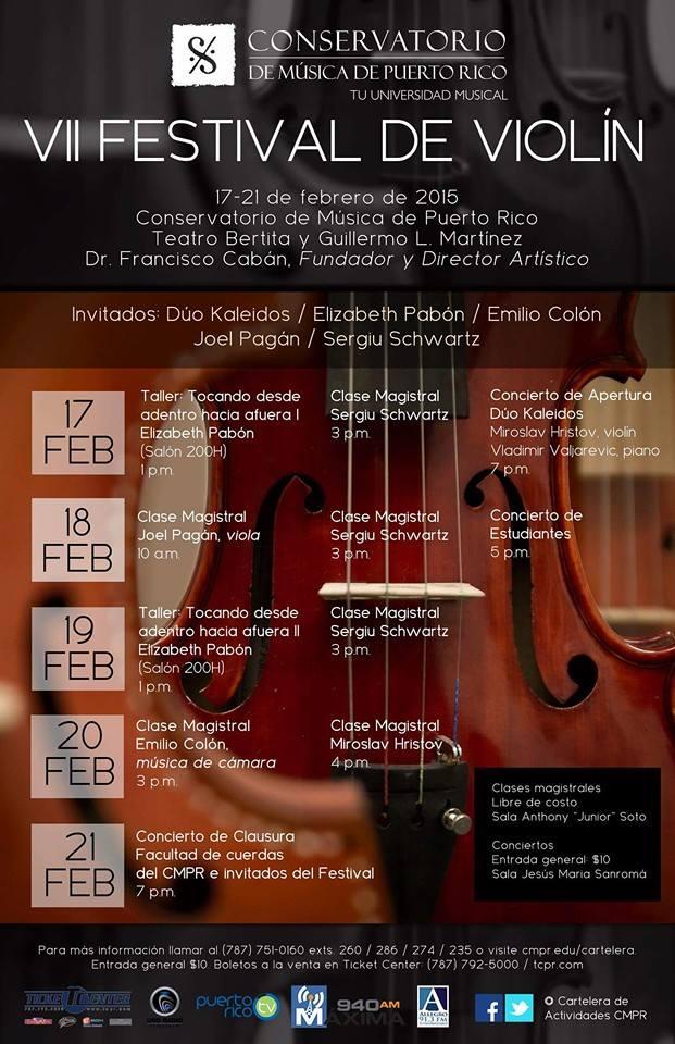 festival del violin 2015