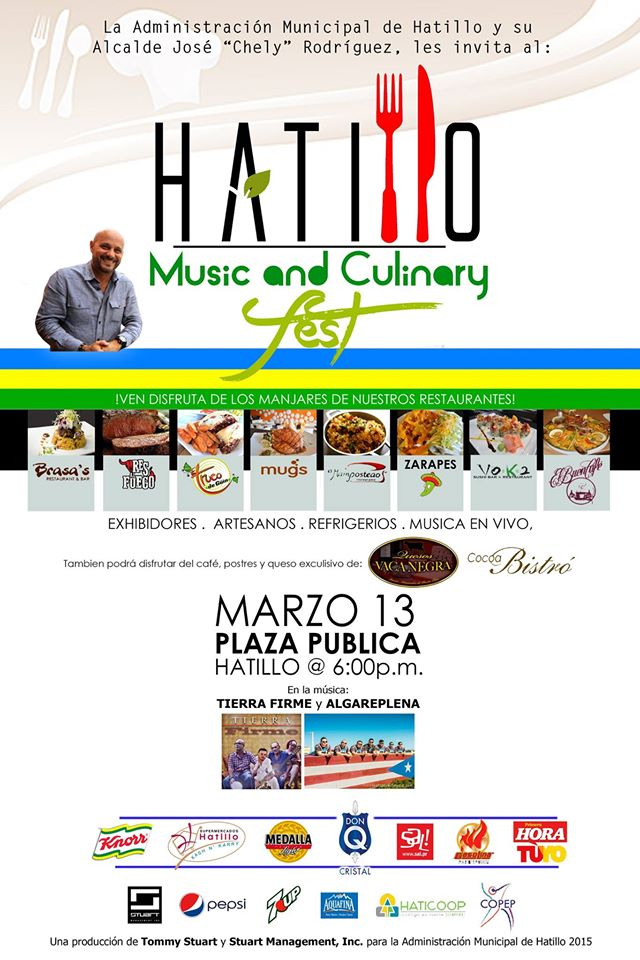 Hatillo Music & Culinary Fest