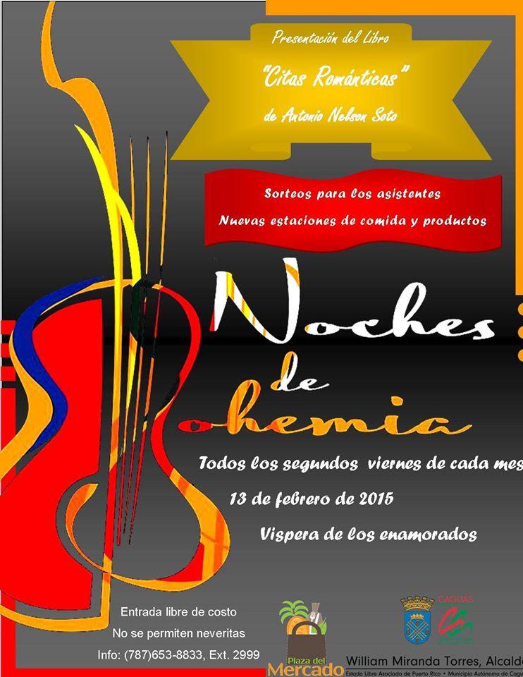Noches de Bohemia @ Caguas