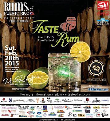 Taste of Rum 2015