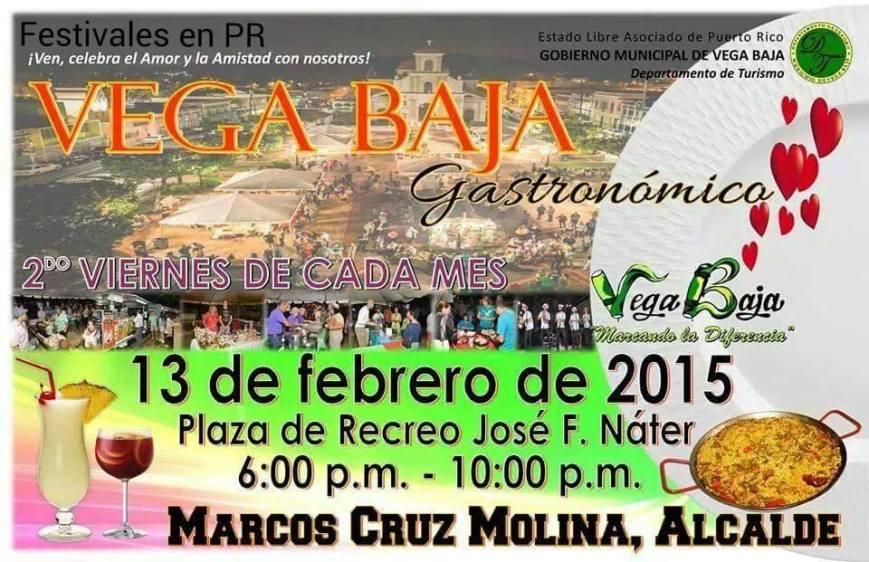 Vega Baja Gastronómico- Febrero 2015