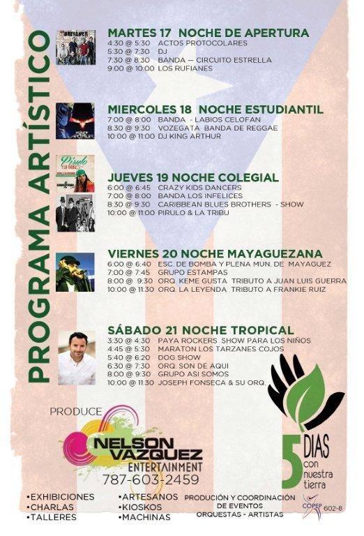 Feria Agrícola Educativa 5 Días con Nuestra Tierra 2