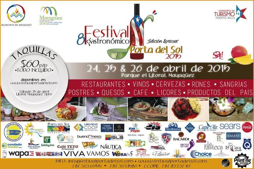 Festival Gastronómico Porta del Sol 2015