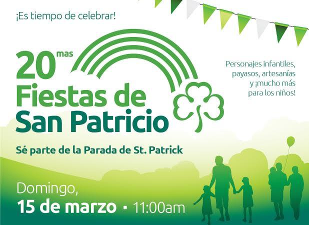 Fiestas de San Patricio 2015