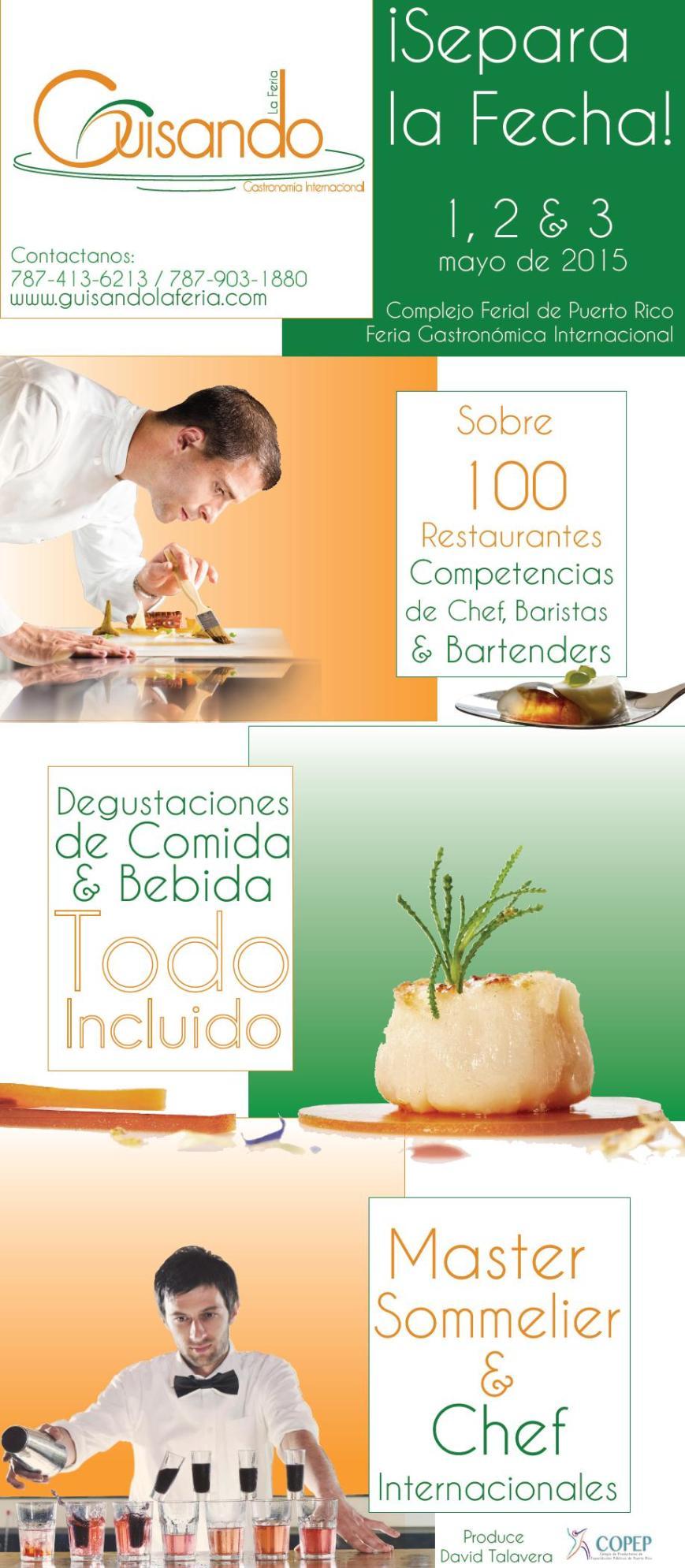 Guisando - La Feria Gastronómica Internacional