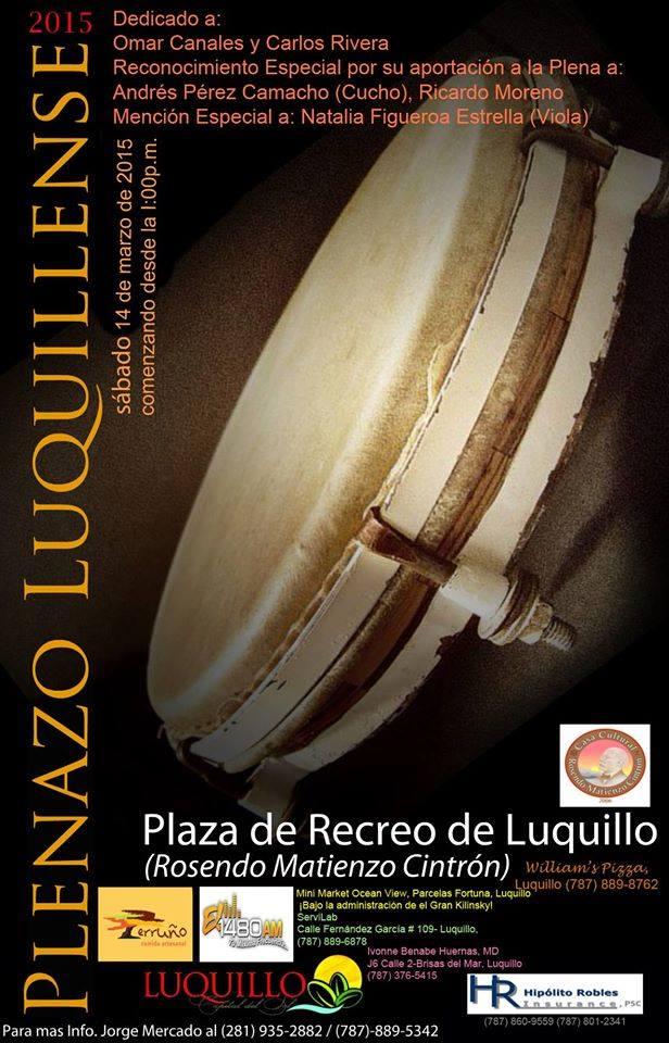 Plenazo Luquillense 2015
